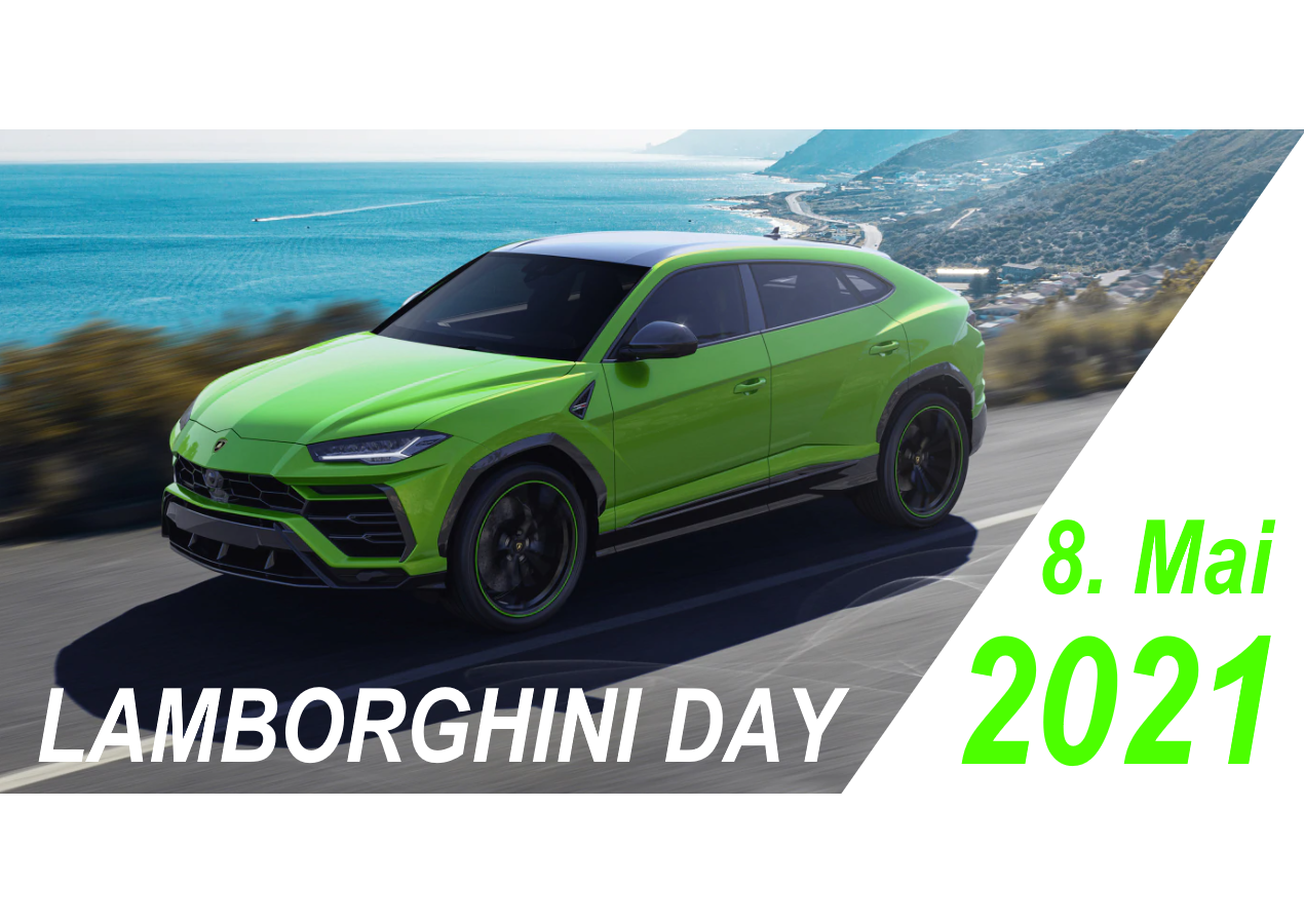 Lamborghini Day
